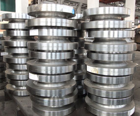 China Max 48 Inch F304 steel Valve Forging Heat Treatment Rough Machined As Drawings supplier