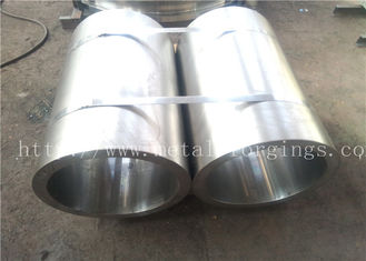 China Forged Pipe metal sleeves S235JRG2 1.0038 EN10250-2:1999 for Steam Turbine Guider Ring supplier