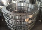 China SA182- F316  F316L Forged Stainless Steel Flange Max OD 2500mm factory