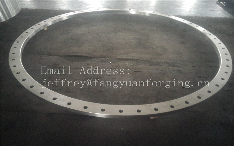 1.4835 Stainless Steel Rolled  Forged Rings Metal Forgings 1.4835