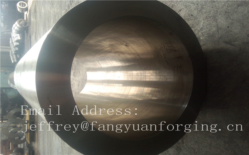 JIS 316 304 316L 304L Carbons Stainless Steel Sleeve Cylinder Forging