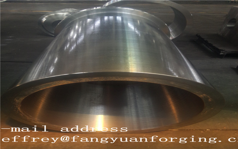 C45 C35 P355GH P285QH S355J2G3  Forged Sleeves Tube EN S355J2  P280 C50 Forged Pipe Cylinder