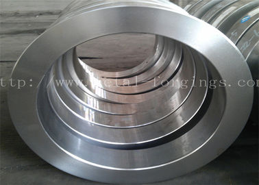 SA266 Metal Forgings Steel Ring Normalized + Tempering Quenching and Tempering Heat Treatment  ASTM-SA266M