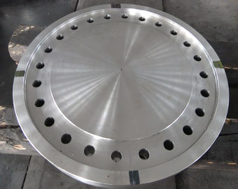China Alloy Steel  / Stainless Steel Disc  Quenching And Treatment Heat Treatment  Finish Machined distributor