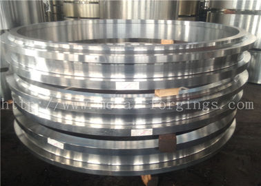 China X15CrNiSi2012 1.4828 Forged Steel Ring DIN 17440 Standard Proof Machined 100% UT Test factory