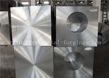 ASTM A105 Carbons Steel Forged Block Normalized and Milled for Pressure vesel