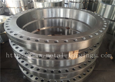 SA182- F316  F316L Forged Stainless Steel Flange Max OD 2500mm