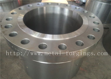 China ASME B16.5 Standard WN BL RF Carbon Steel  and Stainless Steel Flange Finish Maching distributor