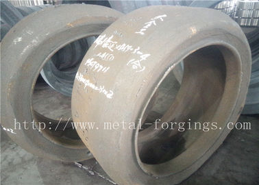 China Stainless Steel Forged Steel Products Hot Rolled ID Indent Forged Ring Proof Machined factory