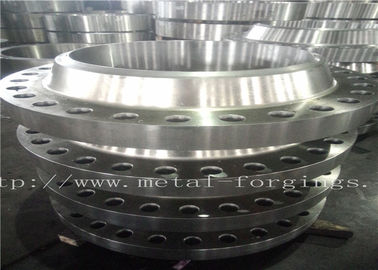 China Duplex SS Flanges /  Stainless Steel Plate Flanges  Heat Treatment distributor