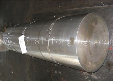 China S355J2G3 S355J2 Carbon Steel Forged Bar Rough Turned PED certificate Max Length 5000mm factory