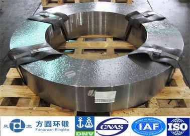 China External / Internal Gear Forged Wheel Blanks With 4140 42CrMo4 4330 34CrNiMo6 17CrNiMo6 distributor