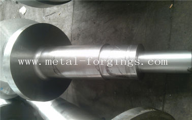 China 4140 34CrNiMo6 4340 Alloy Steel Metal Forgings Shaft Blank Rough Machined For Wind Power Industry factory