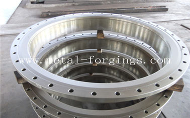 China Quenching And Tempering Carbon Steel Flange / Pressure Vessel Flange distributor