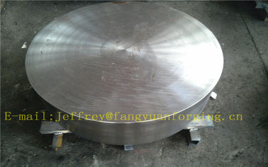 China P355QH EN10273 Carbon Steel Forged Disc  PED  Export To Europe 3.1 Certificate Pressure Vessel Blank Flange distributor