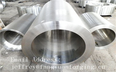 High Press Vessel Alloy Steel Forgings 30CrNiMo8  823M30 31CrNiMo8 30CND8 Wind power Shaft