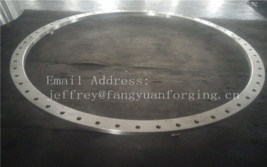 China 1.4835 Stainless Steel Rolled Forged Rings Metal Forgings 1.4835 factory