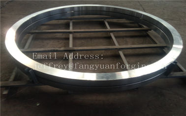 34CrMo4 SCM430 SCM2 4130 Alloy Steel Forgings Gear Rings Shaft Blanks  Oil Well Drill Pipe Couplings