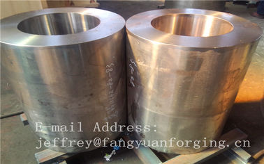 China S355J2G3 Carbon Steel Forgings  S355J2 , Pressure vesel Forged Steel Ring factory