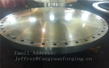 China ASTM ASME F316 F306L S31608 SUS316 Stainless Steel Forged Discs Customized factory
