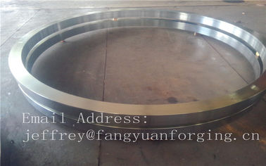China Stainless Steel X15CrNi25-21 1.4821 Forged Rings Flange Cylinder Finish Machining SA182- F310 factory