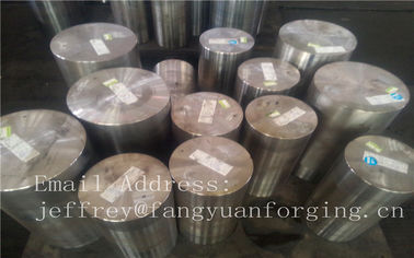 China ASTM A276-96 Marine Heavy Steel Forgings Rings Forged Sleeve Stainless Steel Bars distributor