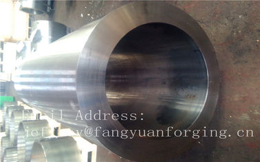 China F316H S31609 Stainless Steel Forging Forged Cylinder  Seamless Pipe  Flange distributor