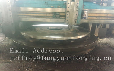 China Metal Forging C60 1.0606 S58C AISI1060 CK60 1.1221 Forged Cylinder Normalizing And Proof Machined factory
