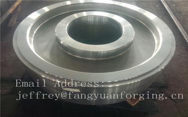 China Alloy Steel Carbons Spiral Gear Helical Internal Skewed Tooth forged gear blanks EN JIS GB ASTM BS DIN distributor
