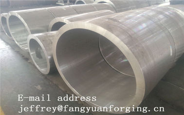 China Rolled Forged Sleeves Max Length 1240 mm  4140 42CrMo4 34CrNiMo6 Heat Treatment And Rough Machined distributor